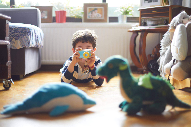 Bild zu Fotografie, Kind