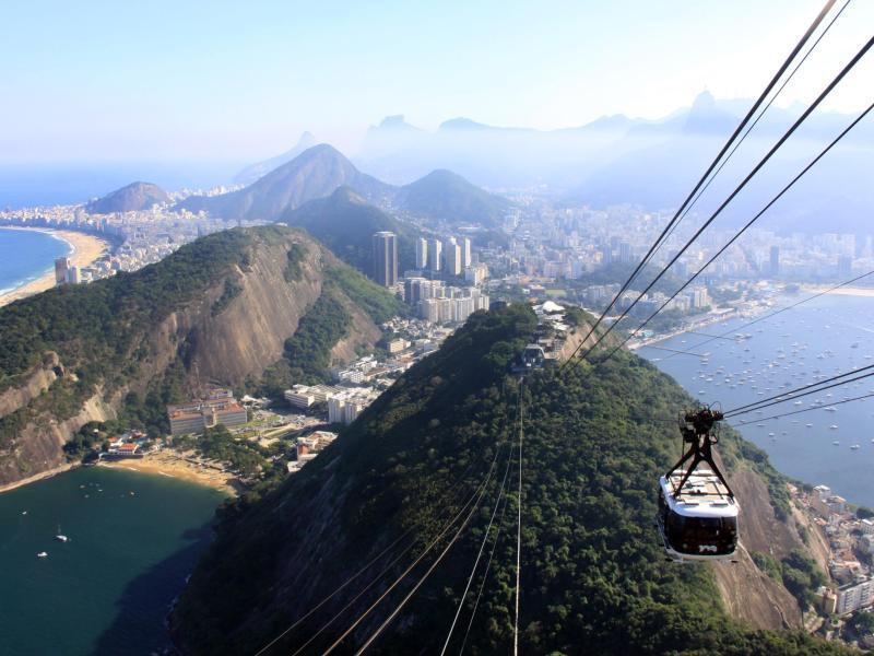 Bild zu Zuckerhut in Rio de Janeiro