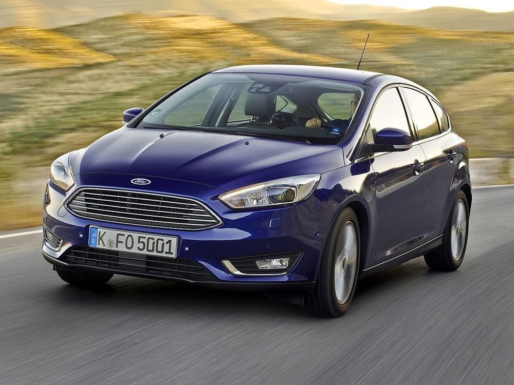 Bild zu Platz 6: Ford Focus 1.5 TDCi