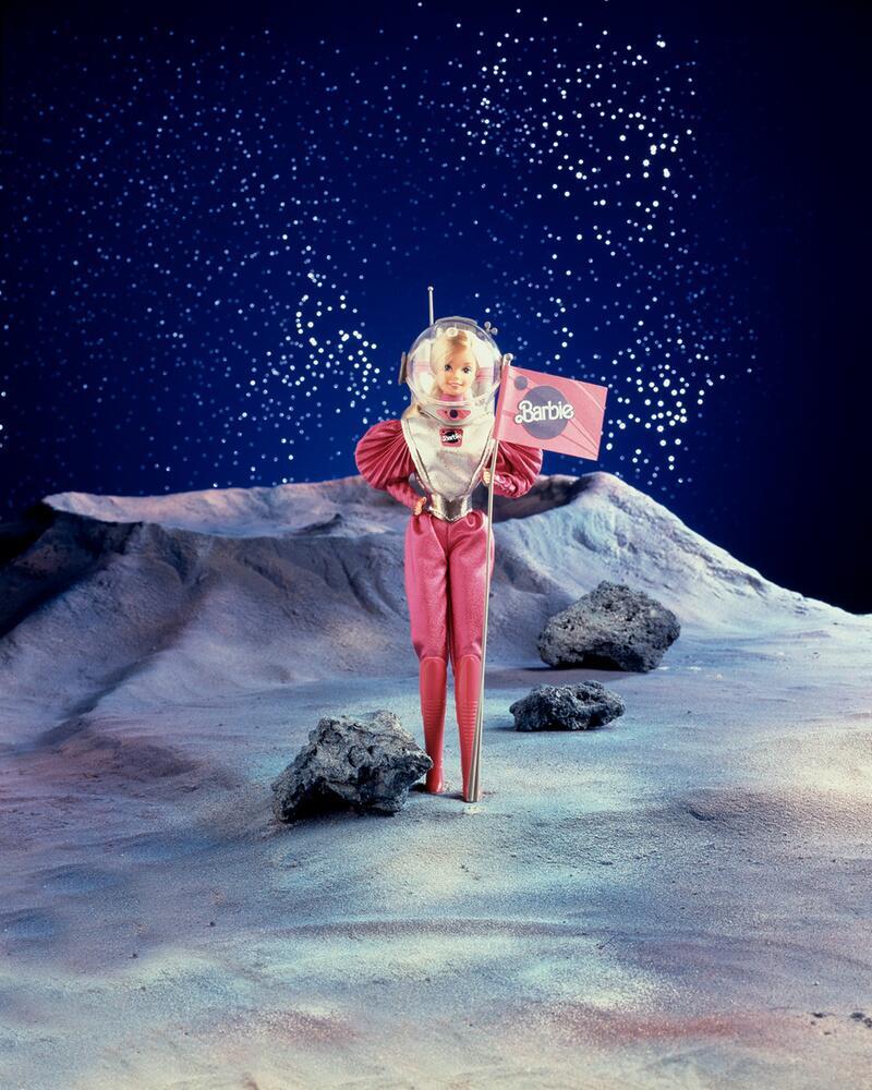 Bild zu 1986 - Astronauten - Barbie