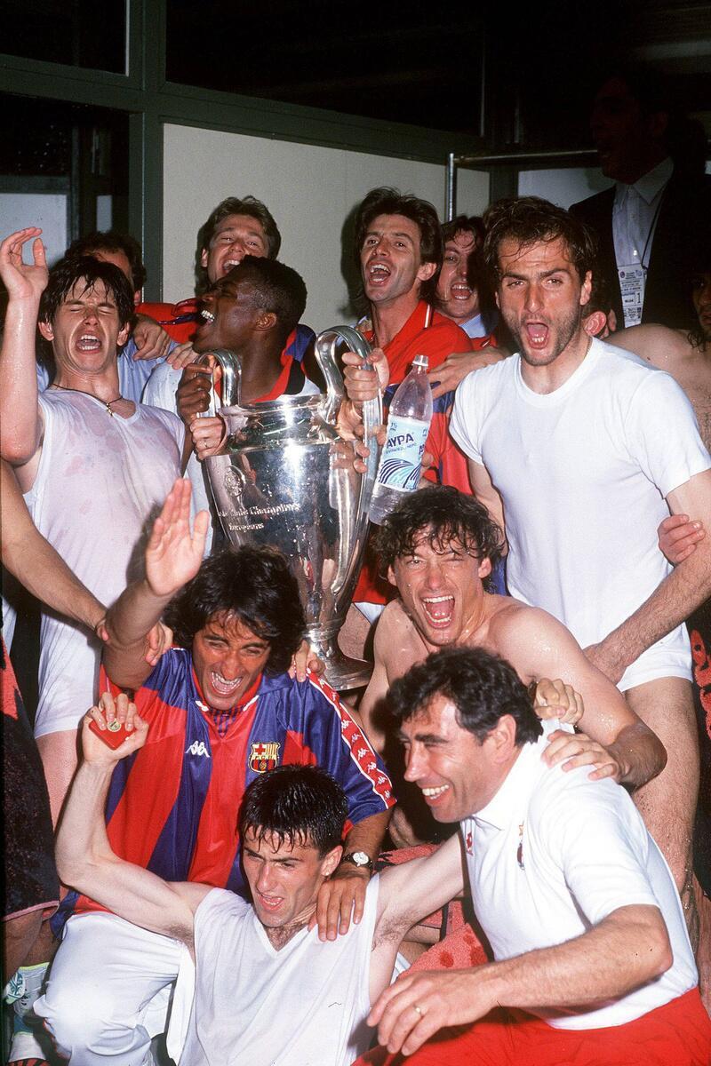 Bild zu AC Mailand 1994