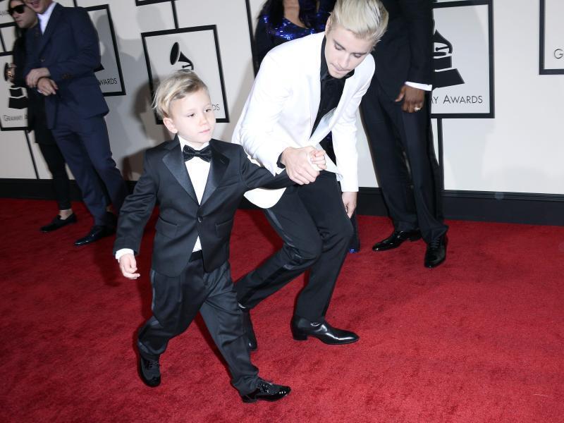 Bild zu Grammy Awards - Justin Bieber