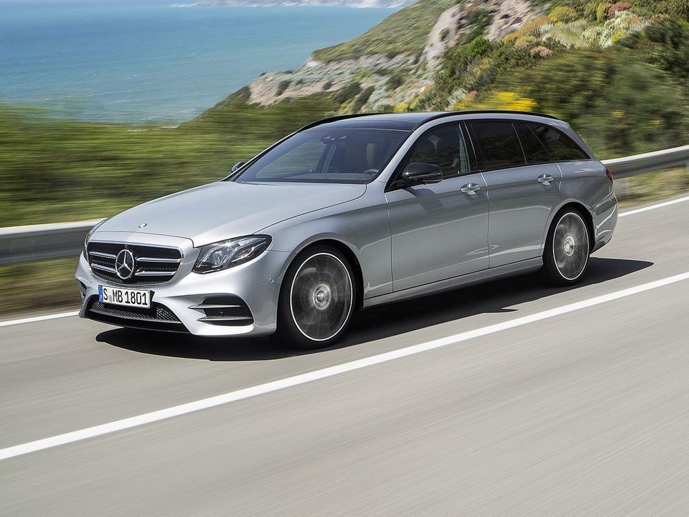 Bild zu Platz 2 Obere Mittelklasse: Mercedes-Benz E-Klasse
