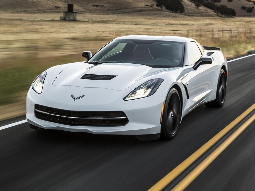 Bild zu Chevrolet Corvette Stingray