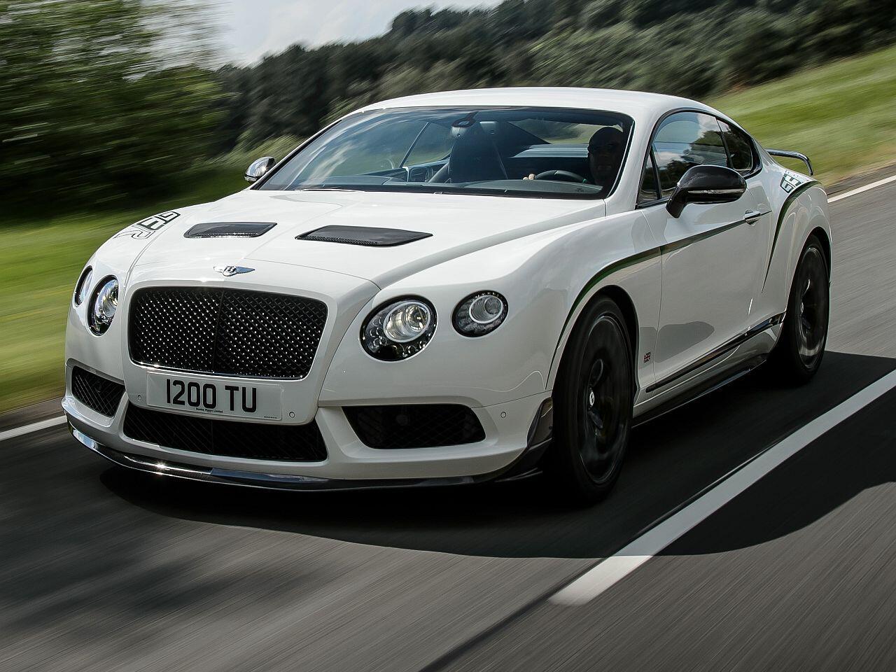 Bild zu Bentley Continental GT3-R