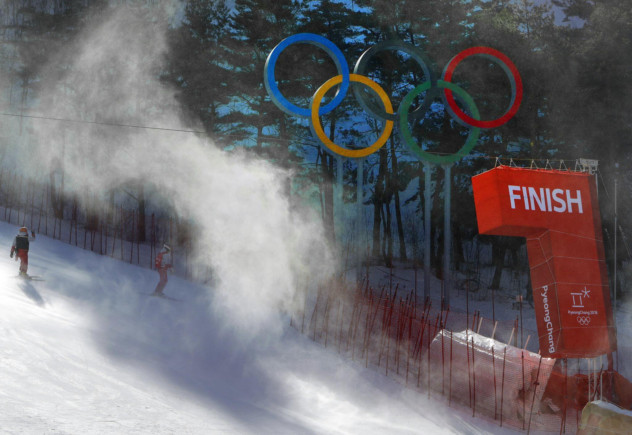 Bild zu Pyeongchang 2018, Ski alpin