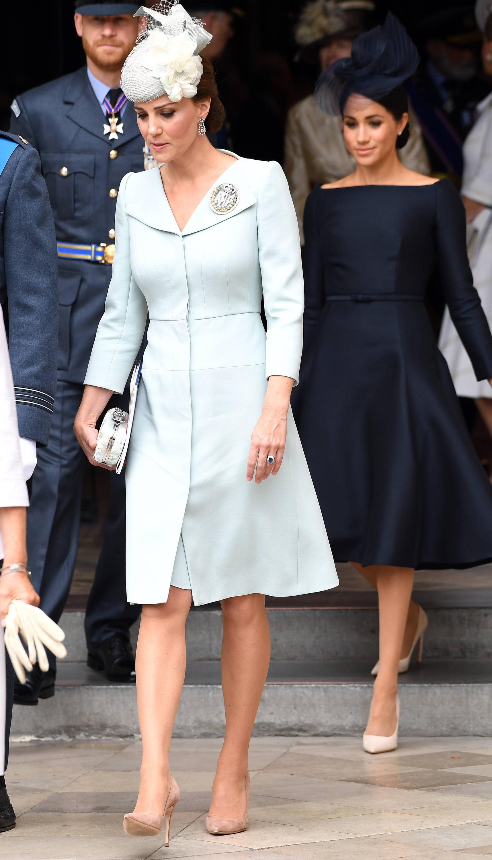 Bild zu Herzogin Kate, Herzogin Meghan