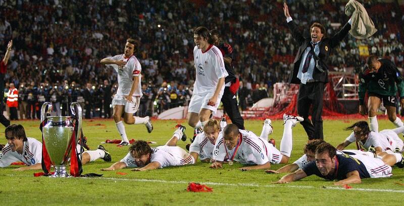 Bild zu AC Mailand 2003