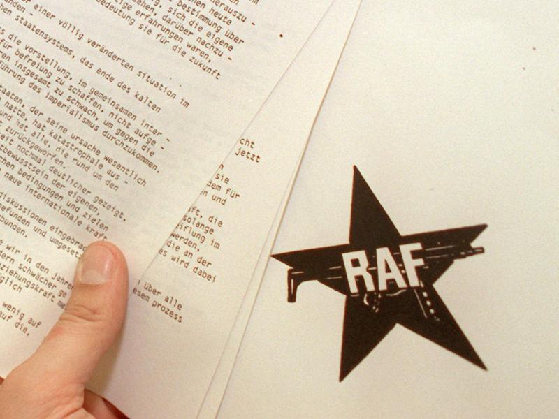 Bild zu RAF