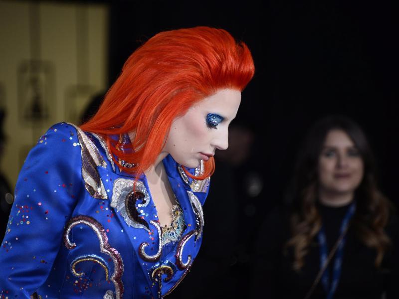 Bild zu Grammy Awards - Lady Gaga