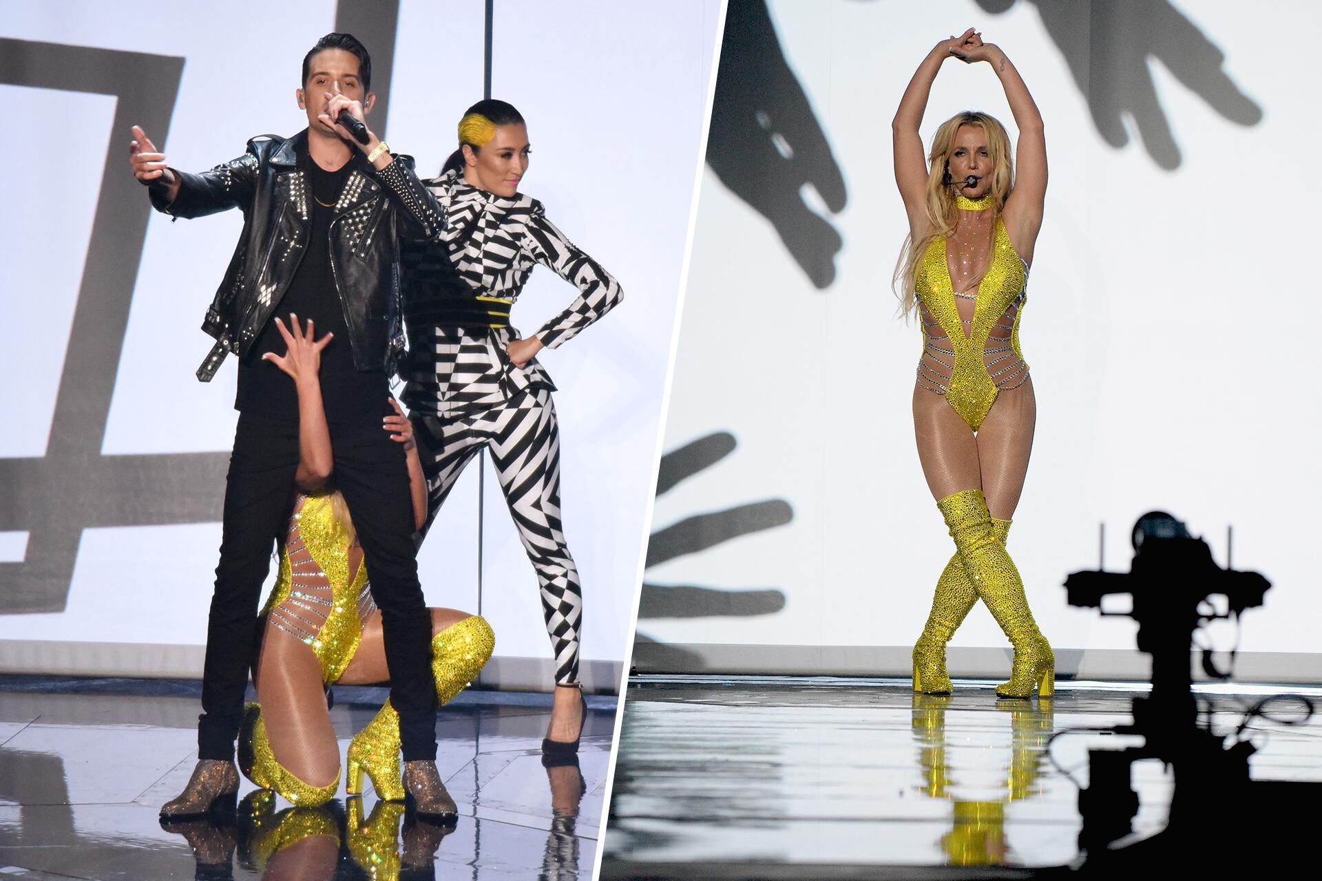 Bild zu Britney Spears, VMA, heisse Show, Comeback, G-Eazy