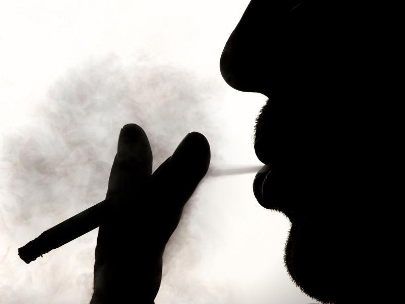 Bild zu Folgen des Rauchens