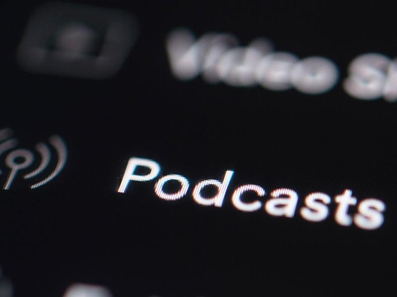 Bild zu Podcasts