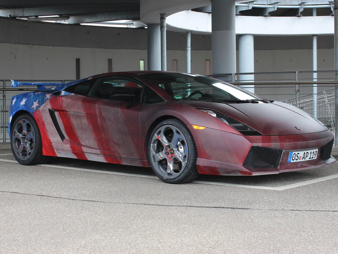 Bild zu Italo-Ferrari wird zum Ami