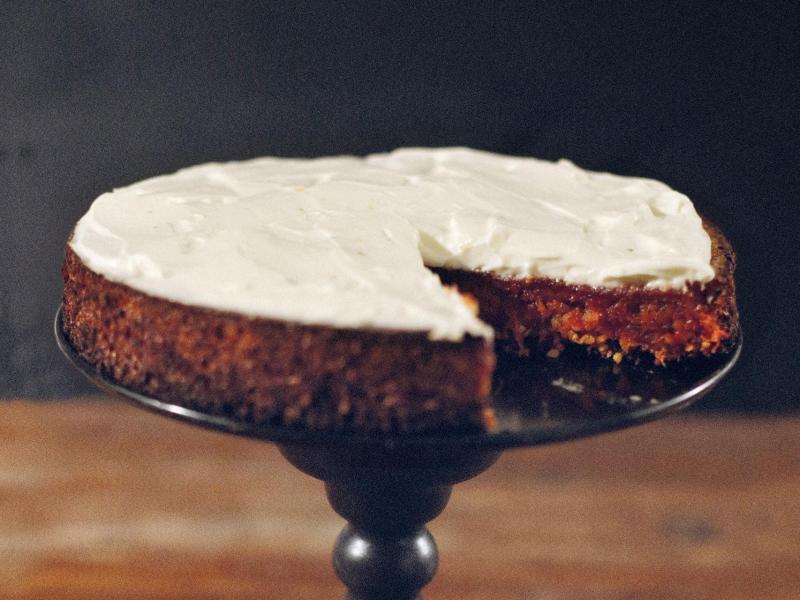 Bild zu Kuchen mit Roter Bete