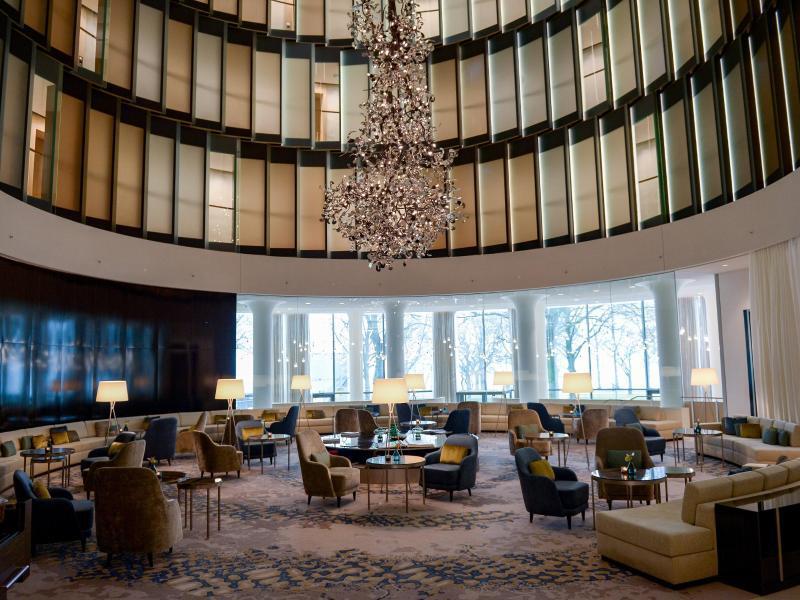 Bild zu Lounge des Hotels