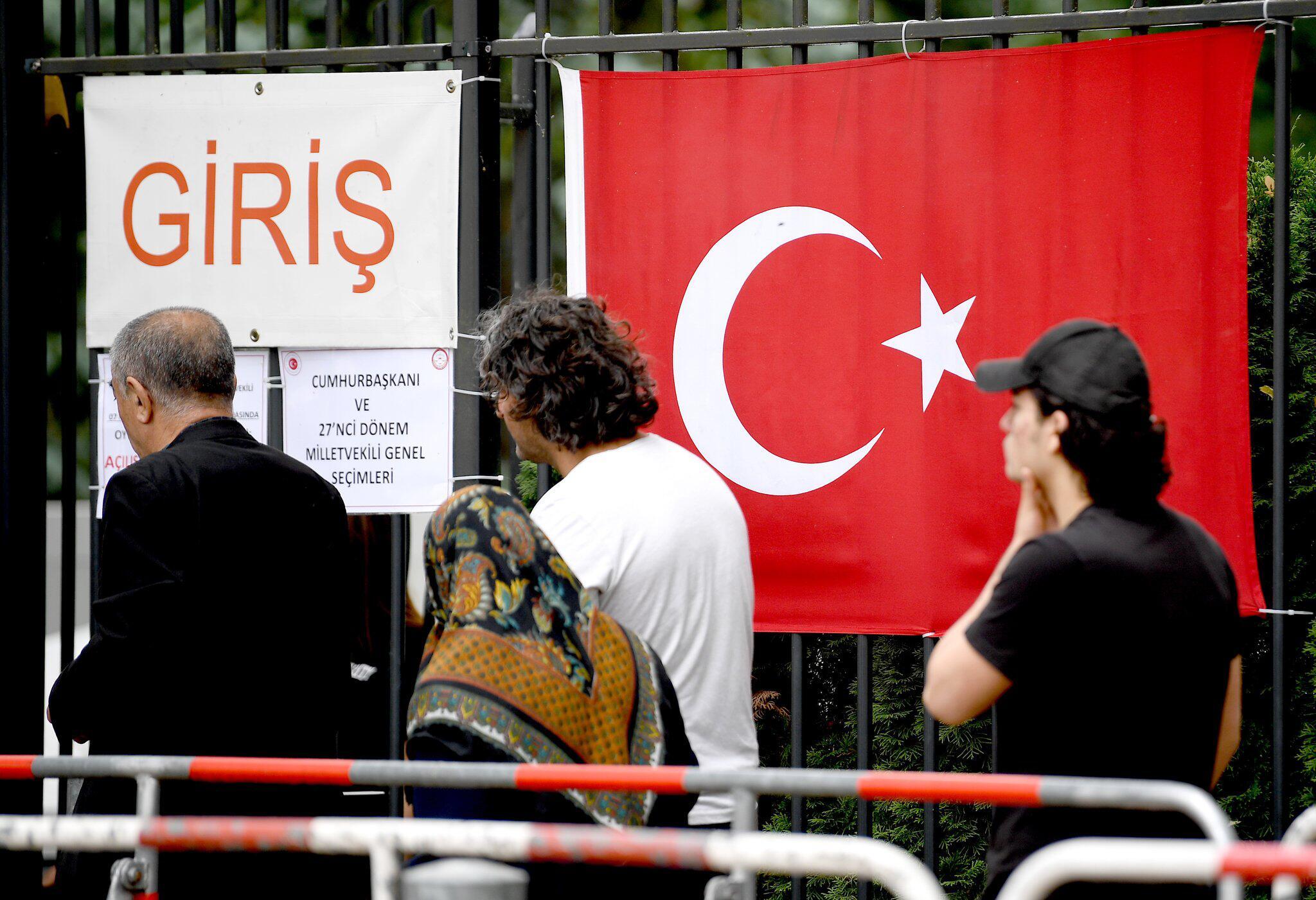 Bild zu Ende der Türkei-Wahl in Deutschland und anderen Ländern