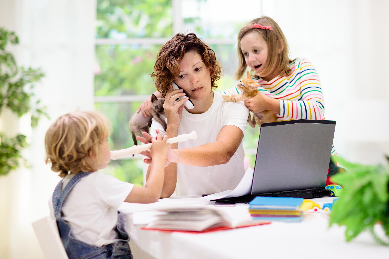 Bild zu Corona-Quarantäne, Eltern, Arbeit, Ansprüche