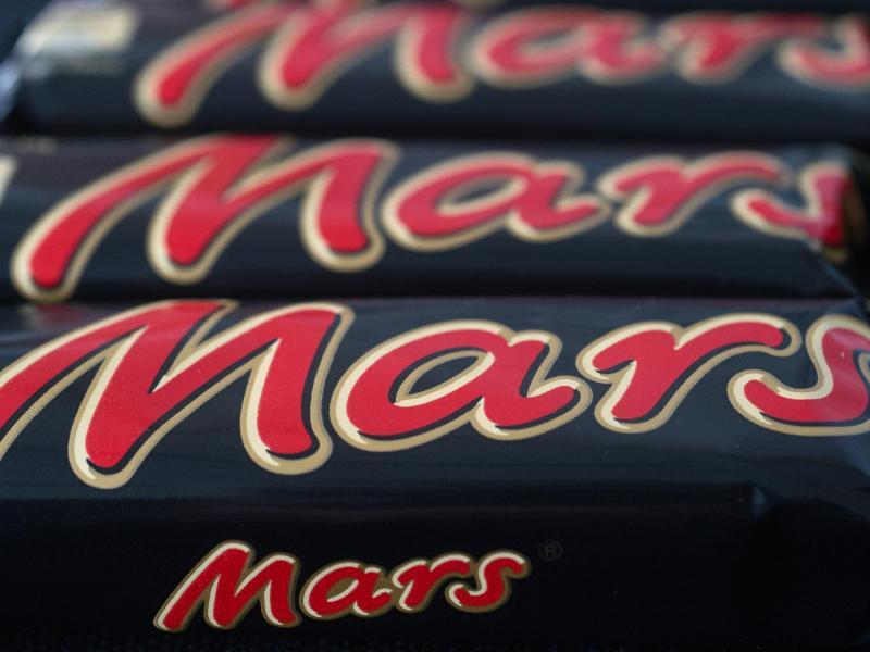 Bild zu Mars-Schokoriegel