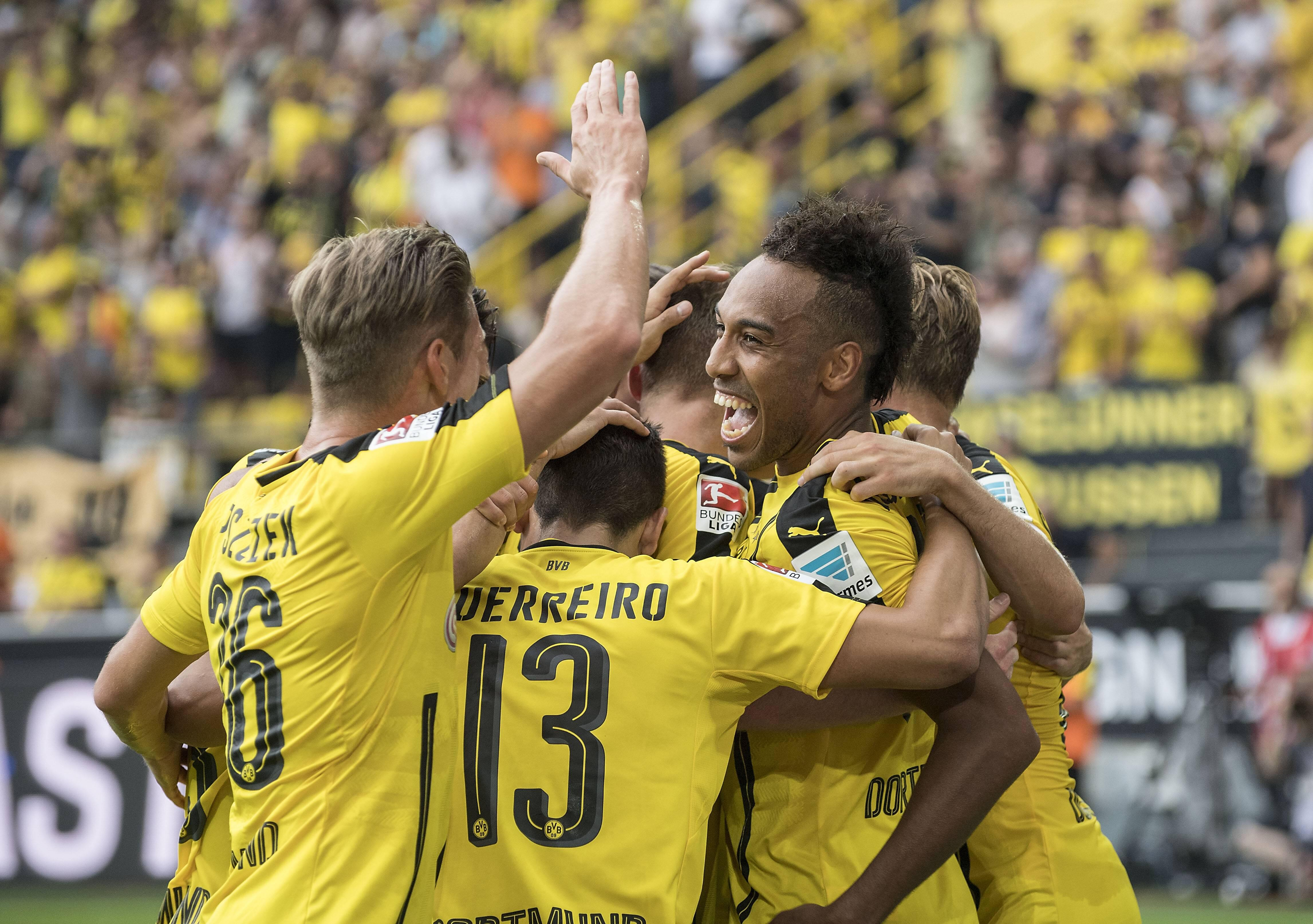 Bild zu BVB, Borussia Dortmund, Champions League, Gruppe F