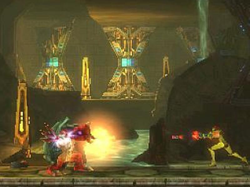 Bild zu Szene aus Metroid:Sam Returns