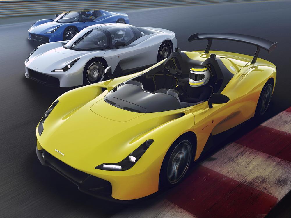 Bild zu Dallara Stradale