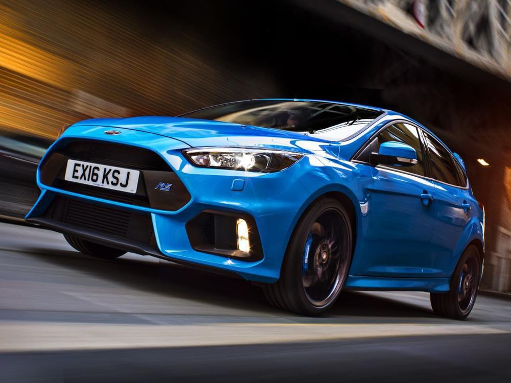 Bild zu Ford Focus RS