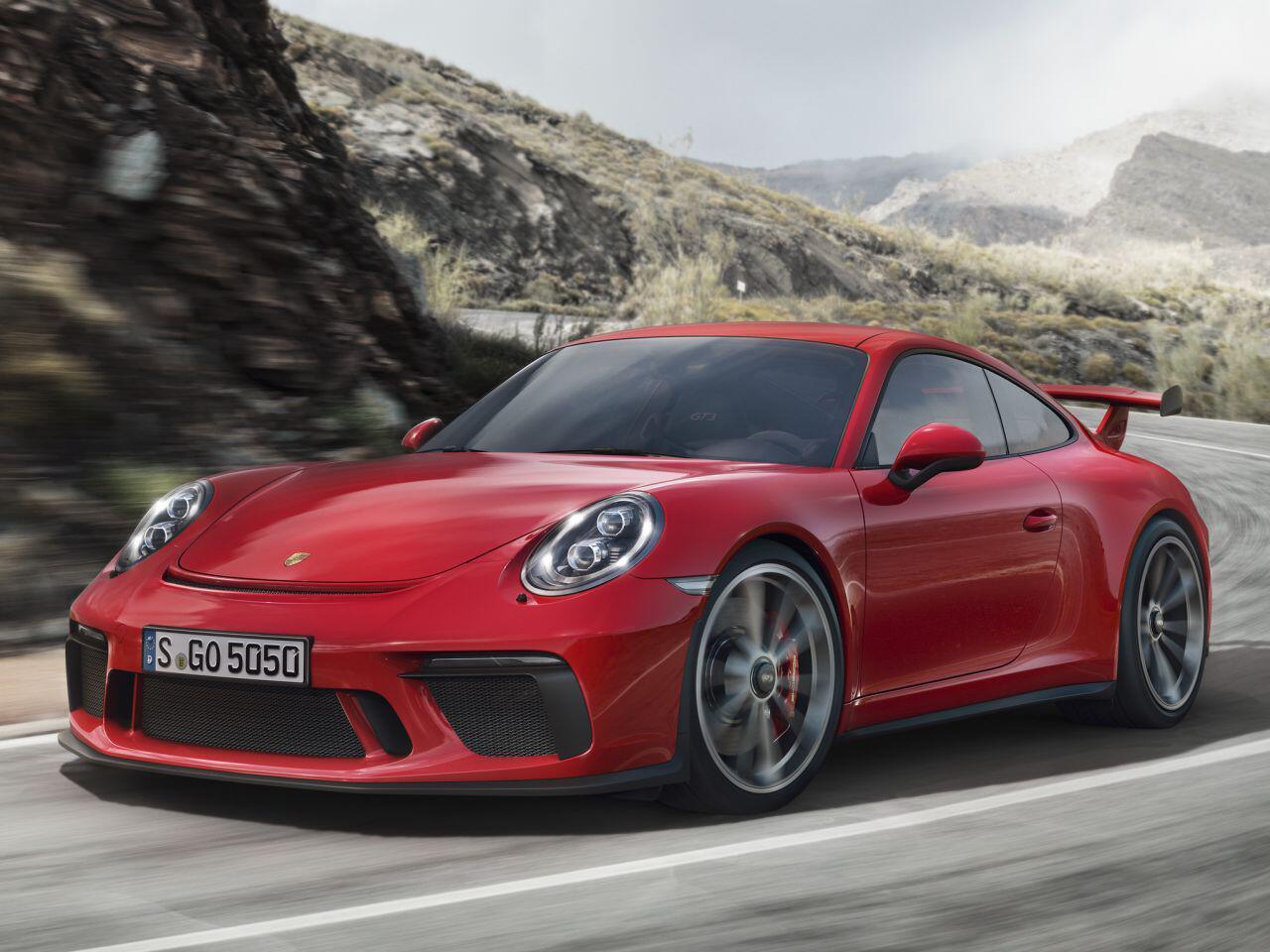 Bild zu Porsche 911 GT3