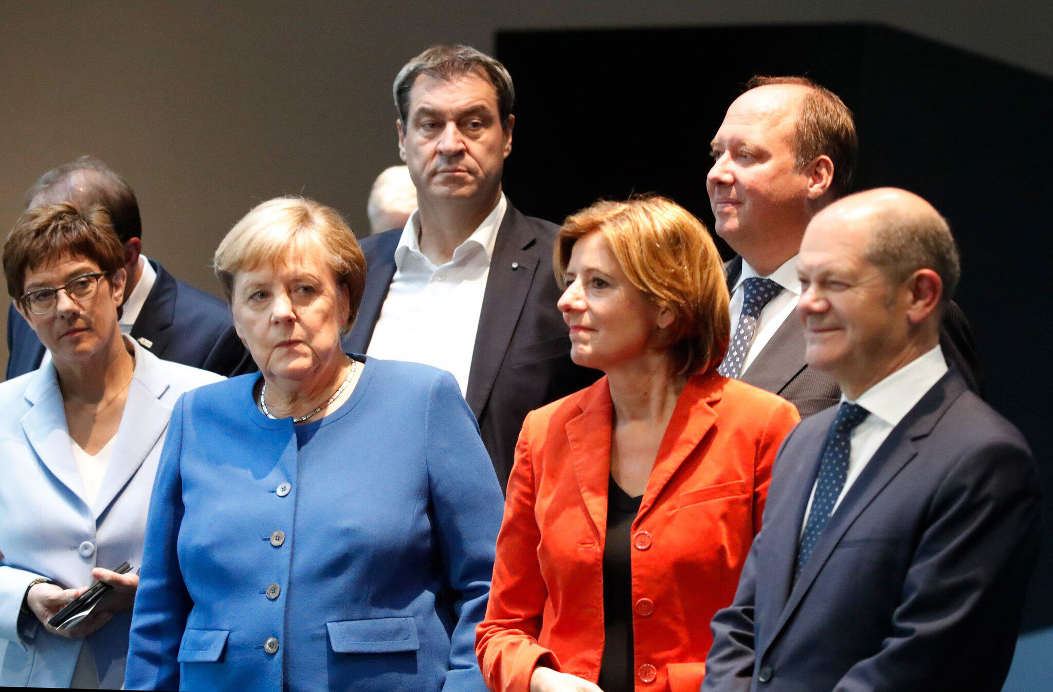 Bild zu Koalitionsausschuss im Futurium