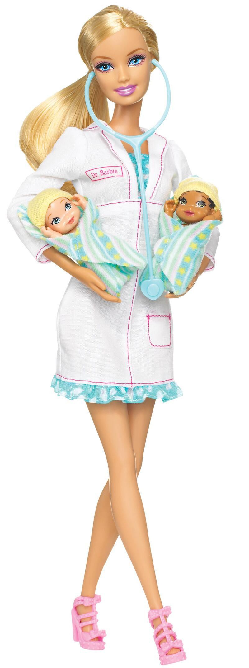 Bild zu 2009 - Kinderärztin - Barbie