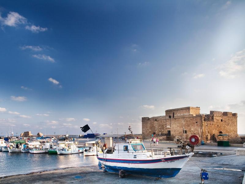 Bild zu Hafen von Paphos