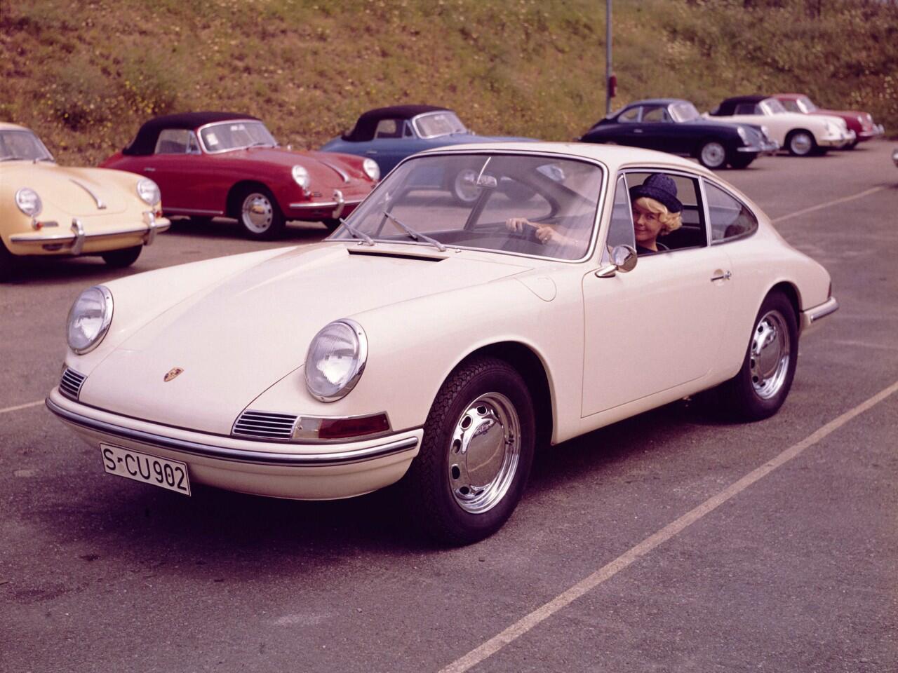 Bild zu Porsche 911/912