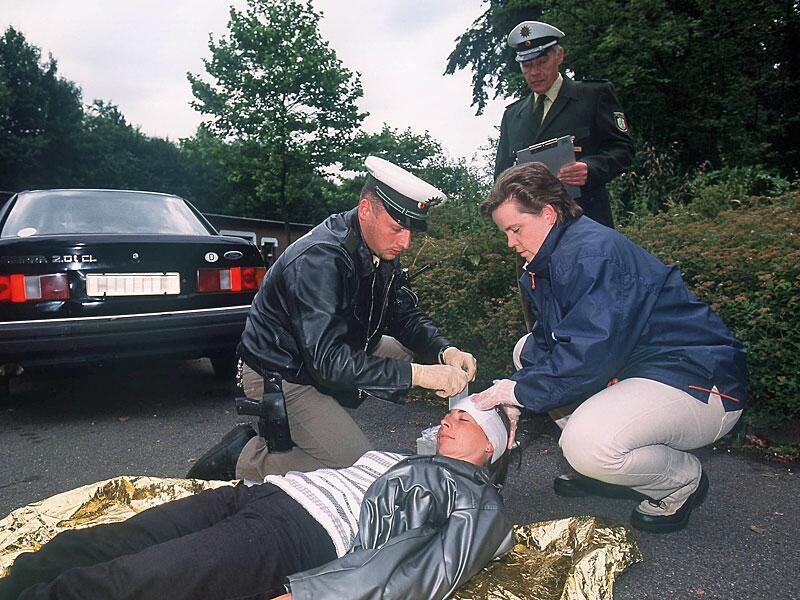 Bild zu Versorgung von Verletzungen
