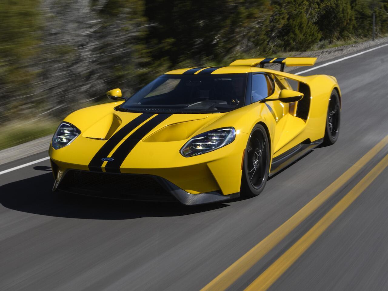 Bild zu Ford GT