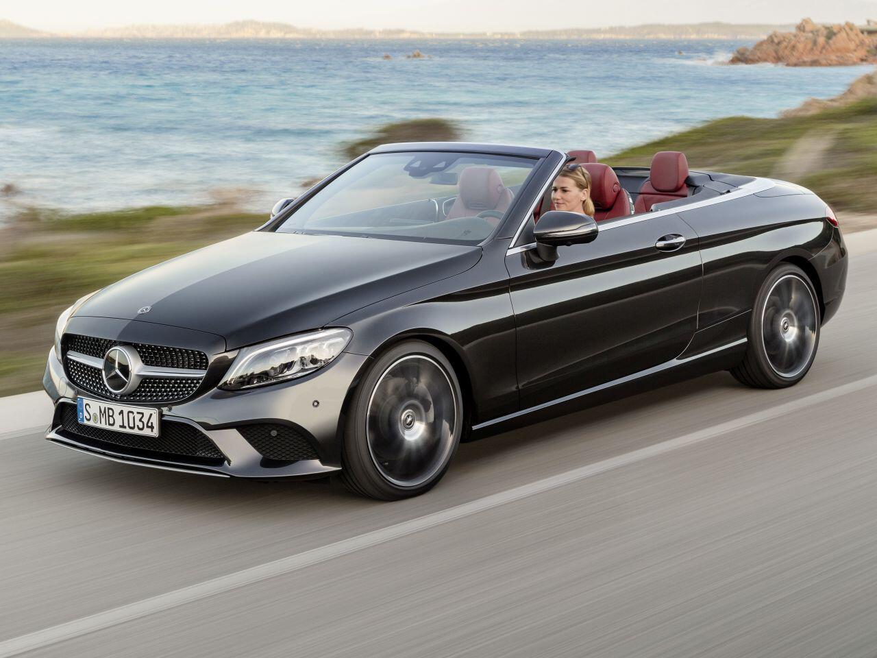 Bild zu Mercedes-Benz C-Klasse Cabriolet