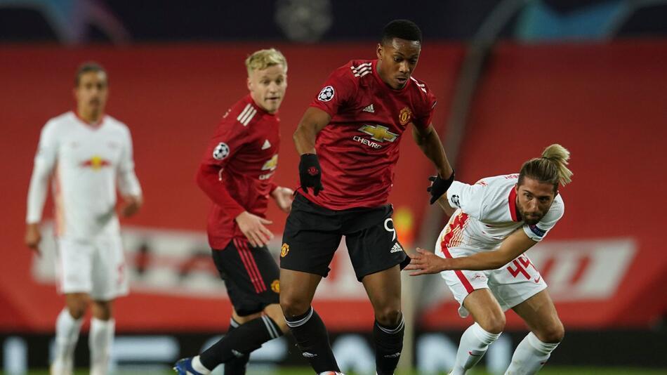 Manchester United - RB Leipzig