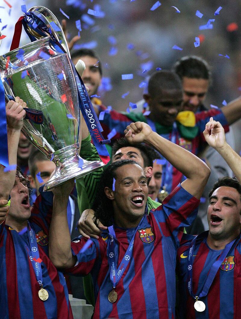 Bild zu FC Barcelona 2006