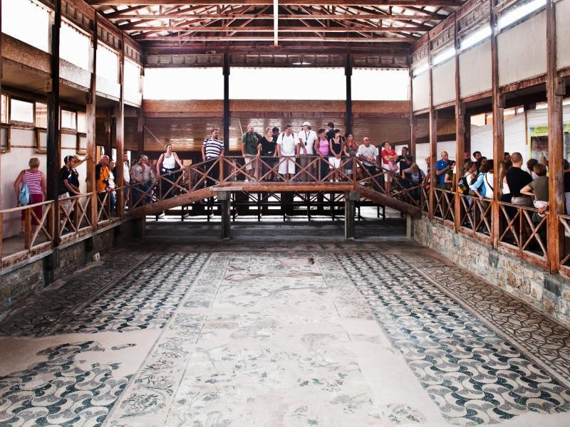 Bild zu Archäologischen Park
