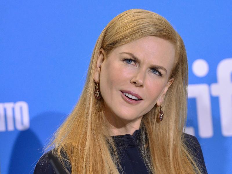 Bild zu Nicole Kidman