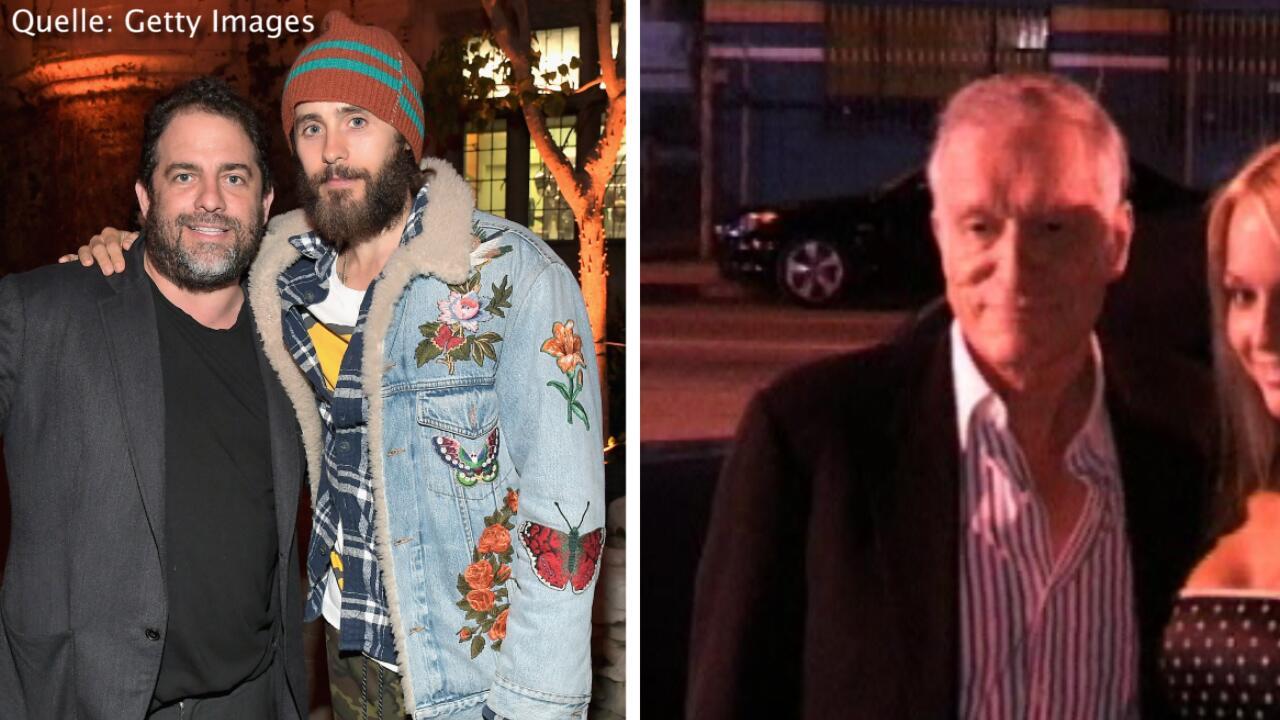 Bild zu Biopic: Jared Leto soll Hugh Hefner spielen