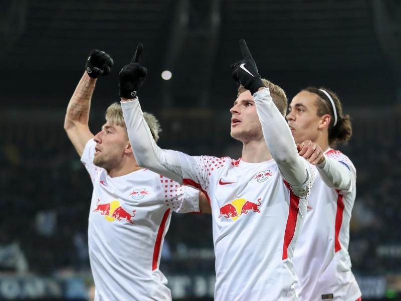 Bild zu SSC Neapel - RB Leipzig