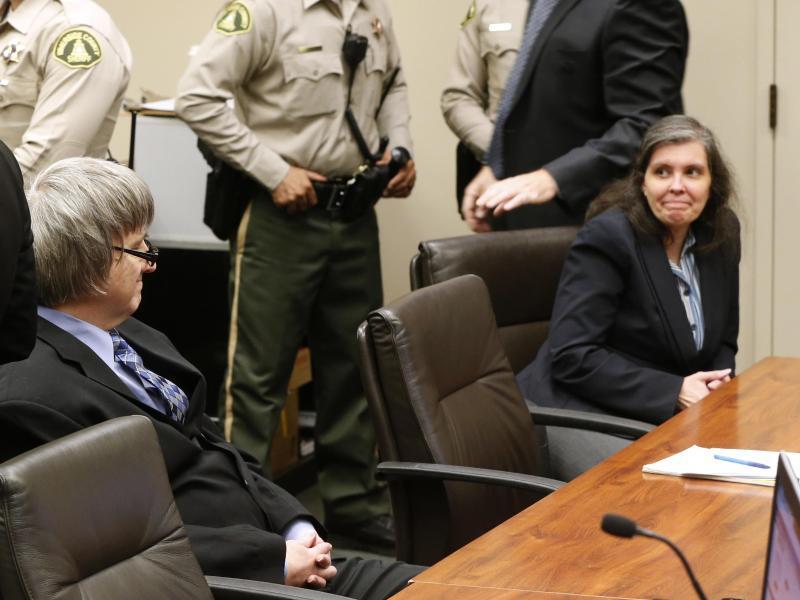 Bild zu Vor Gericht
