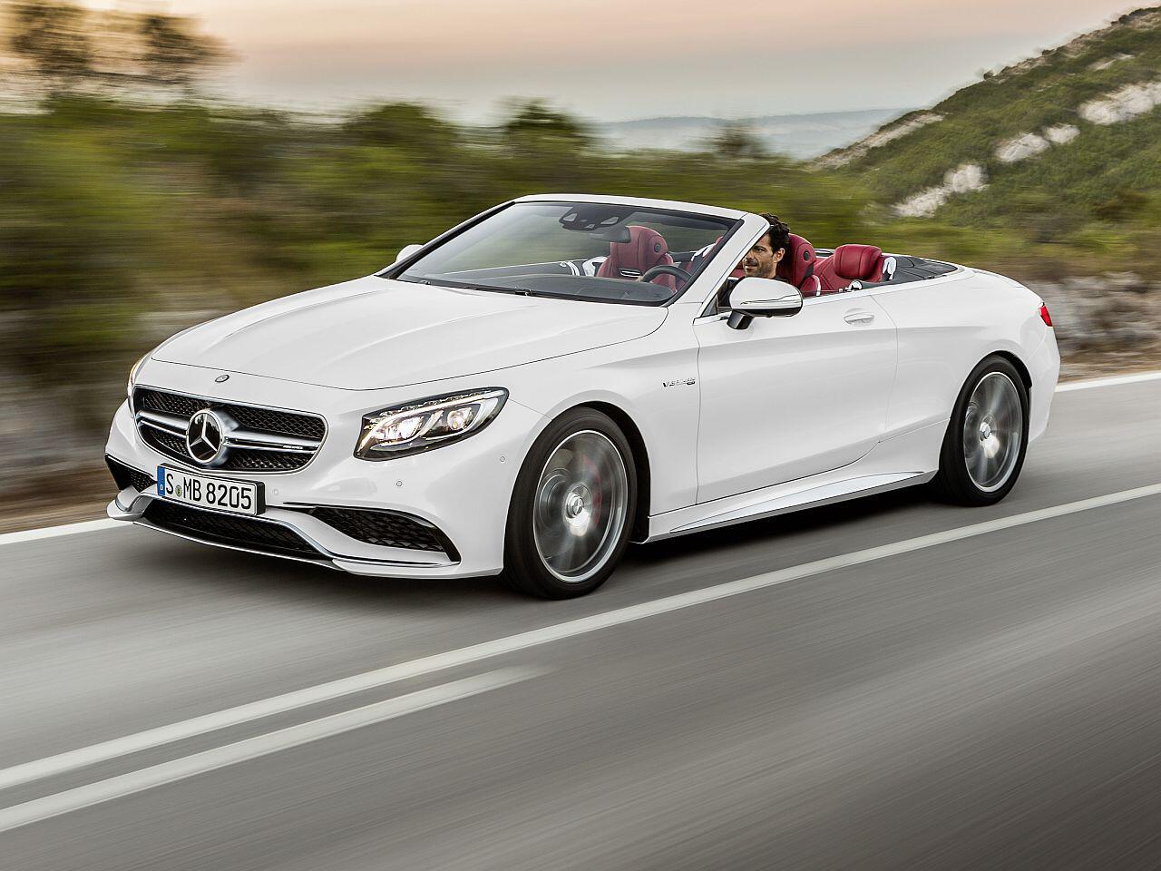 Bild zu Mercedes-Benz S-Klasse Cabriolet
