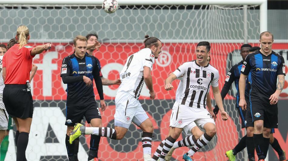 SC Paderborn 07, FC St. Pauli