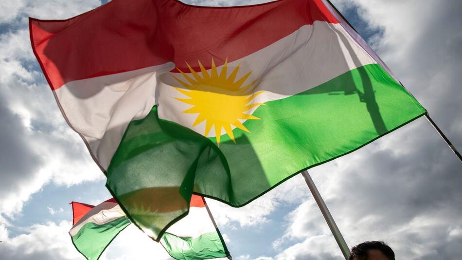 Protest gegen Einmarsch türkischer Truppen in Syrien
