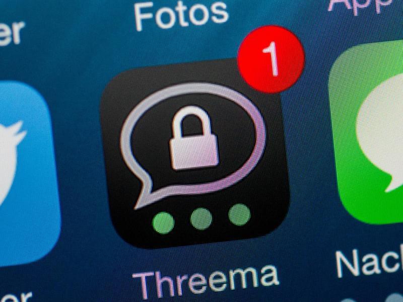 Bild zu Threema