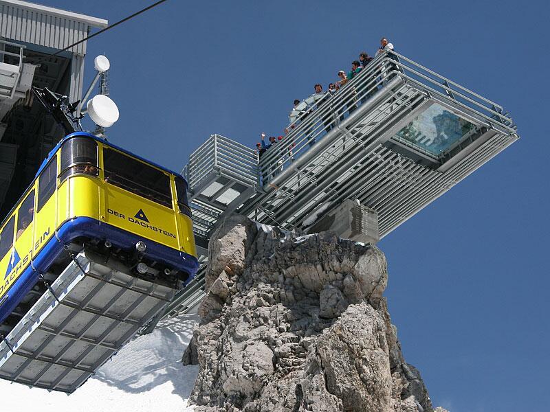 Bild zu Dachstein Sky Walk Österreich