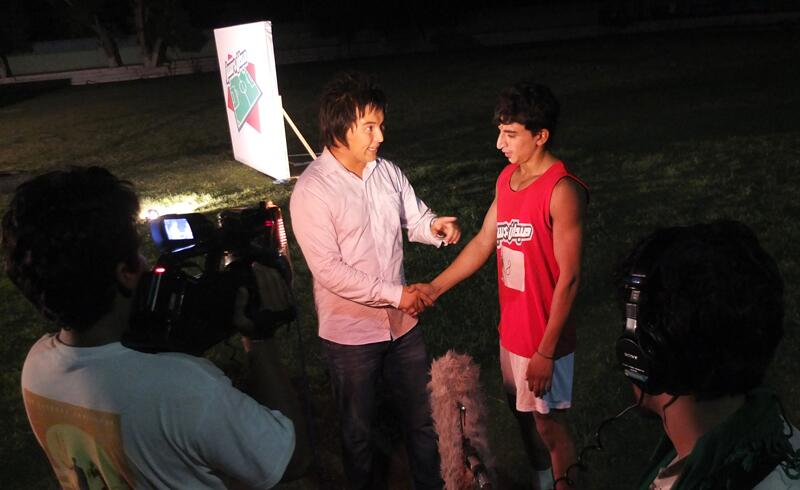 Bild zu Fußball Castingshow in Afghanistan