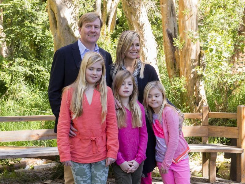 Bild zu Niederländische Königsfamilie