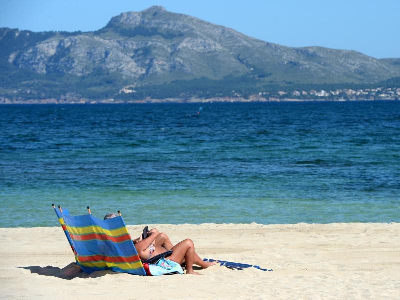 Bild zu Strand auf Mallorca
